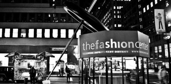 Photo of Fashion Center neighborhood