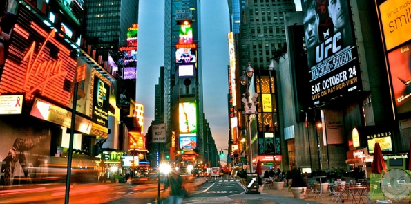 時代廣場  Photo of Times Square (Midtown West)