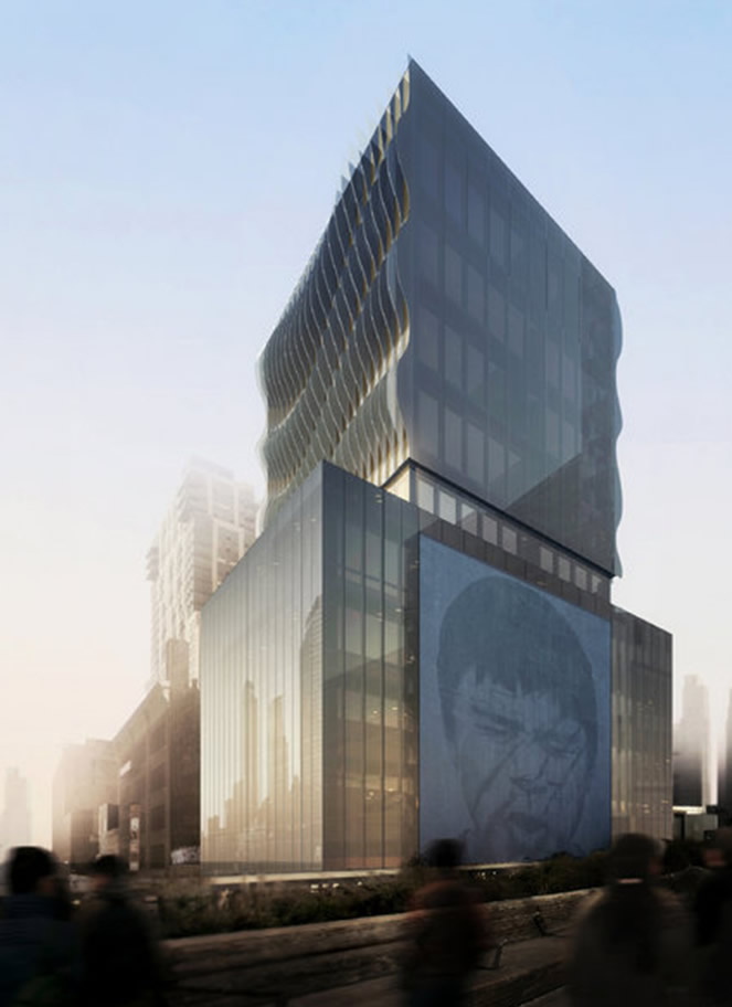 515 Highline, a 12-單位公寓在西29街